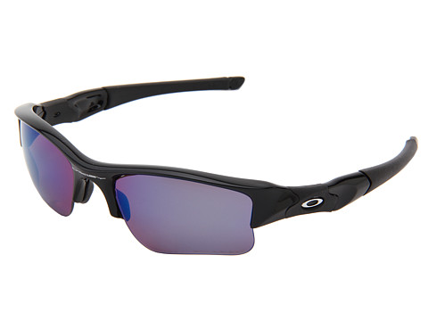 Oakley - Flak Jacket XLJ (Polished Black w/ G30 Polarized) Sport Sunglasses