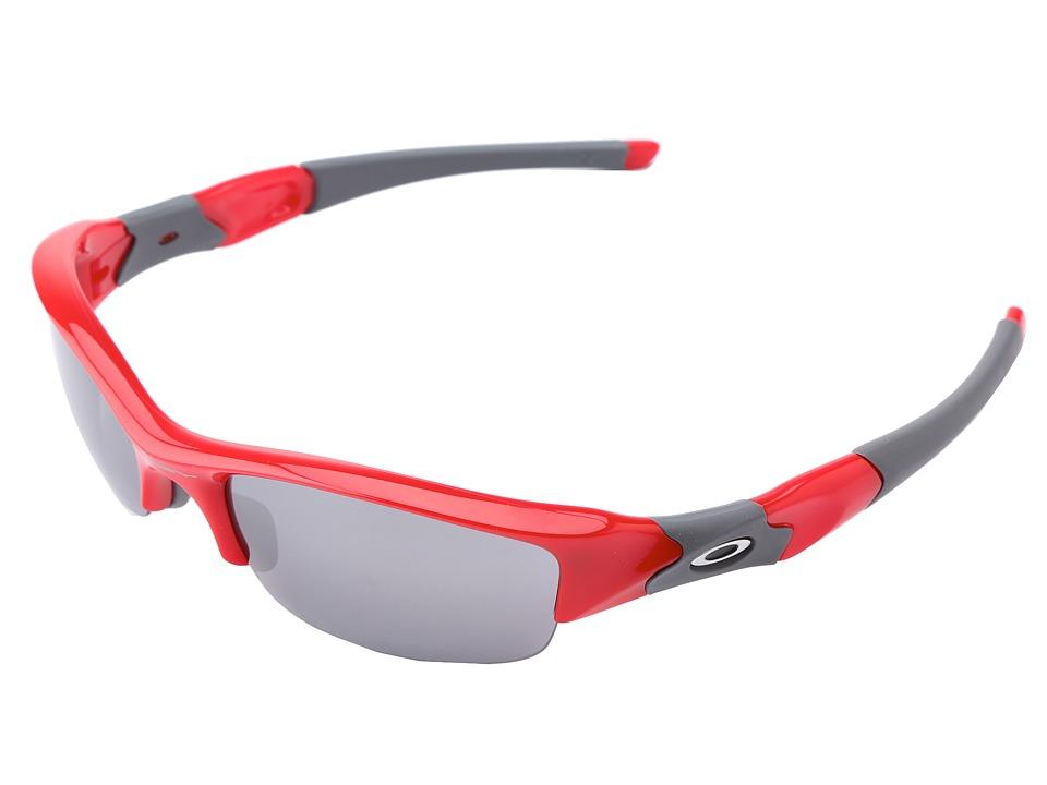Oakley Flak Jacket Plastic Frame Sport Sunglasses