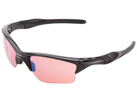 Oakley - Half Jacket 2.0 XL (Polished Black w/ G30 Iridium) Plastic Frame Sport Sunglasses