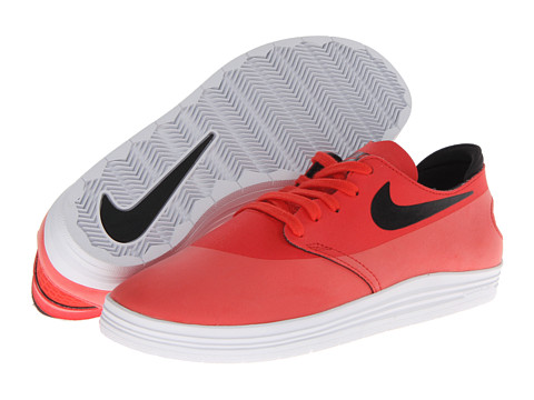 Nike SB - Lunar Oneshot (Light Crimson/Black) Men's Shoes