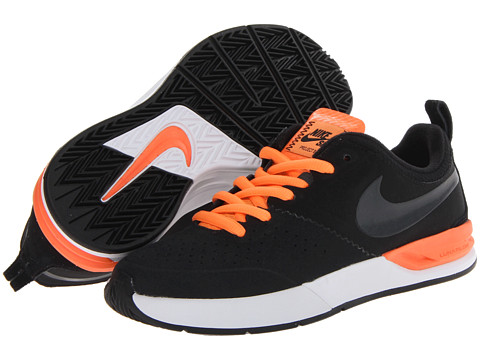 Nike SB - Project BA (Black/Atomic Orange/Anthracite) Men's Shoes
