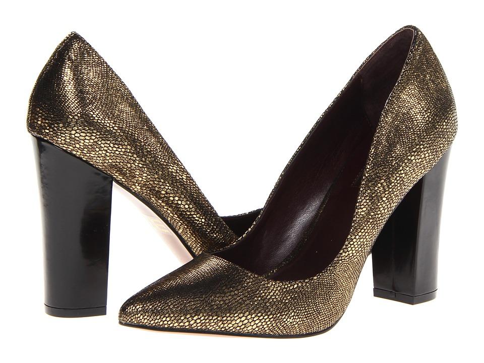 Report - Murphy (Gold) High Heels