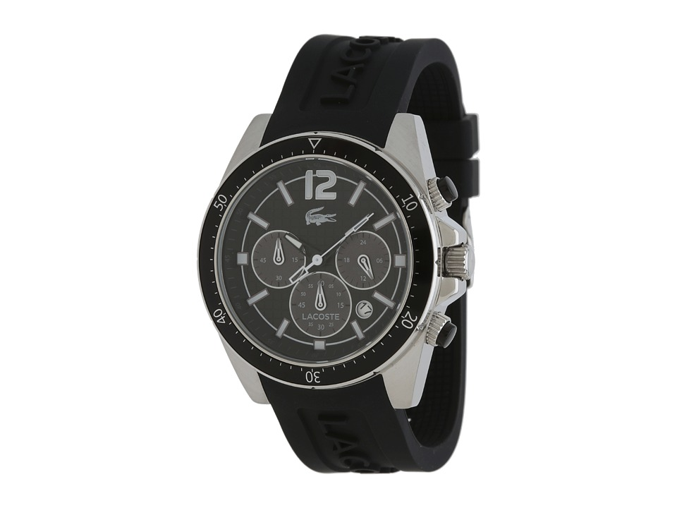 Lacoste - Seattle (Black) Watches