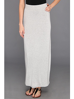 SALE! $14.99 - Save $34 on Culture Phit Ciana High Waisted Maxi Skirt (Heather Grey) Apparel - 69.41% OFF $49.00