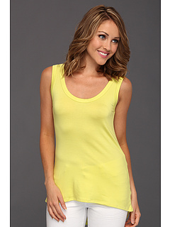 SALE! $14.99 - Save $34 on Culture Phit Ferna Modal Tank Top (Neon Yellow) Apparel - 69.41% OFF $49.00