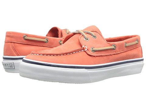 Sperry Top-Sider - Bahama 2 Eye Washable (Red) Men's Shoes