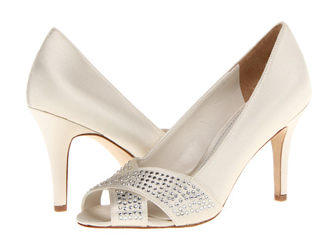 David Tutera - Specialty (Ivory Satin) High Heels