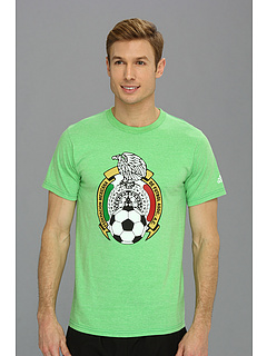 SALE! $16.99 - Save $11 on adidas SLD Country Crest Tee Mexico (Green) Apparel - 39.32% OFF $28.00