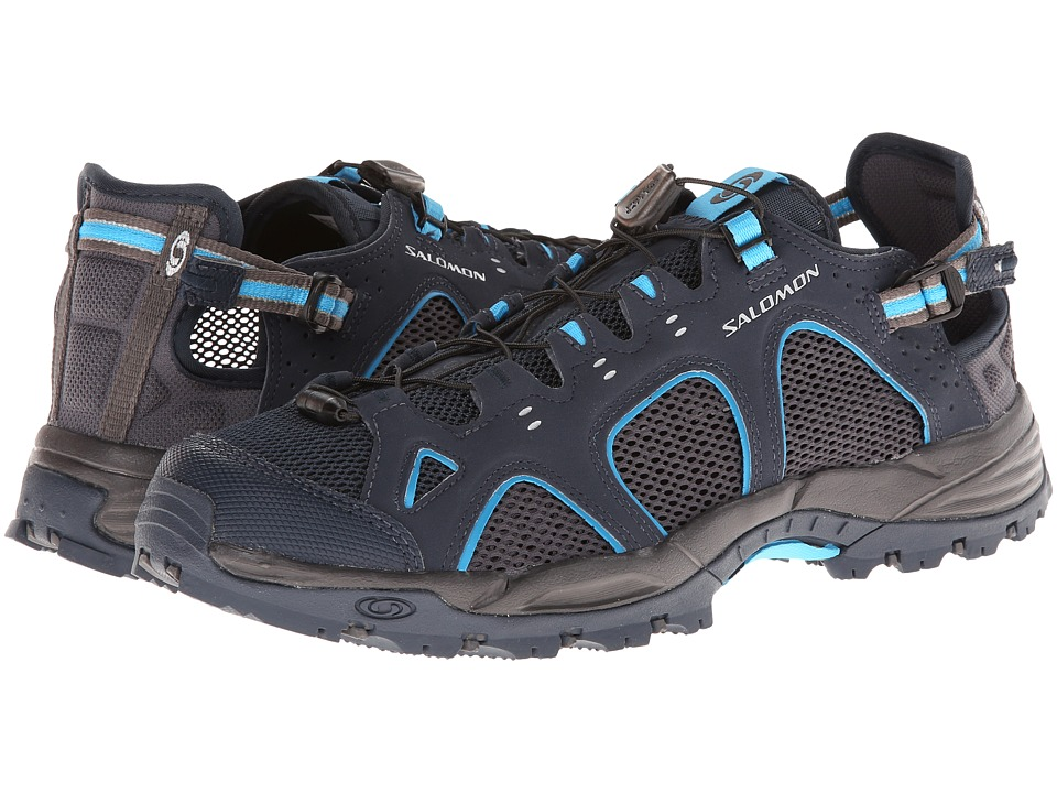 Salomon - Techamphibian 3 (Deep Blue/Autobahn/Fluo Blue) Men's Shoes