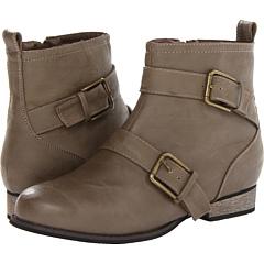 Madden Girl Motorr (Stone) Footwear