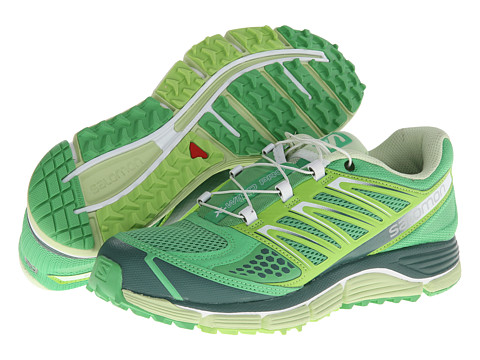 Salomon - X-Wind Pro (Wasabi/Firefly Green/Green Tea) Women's Running Shoes