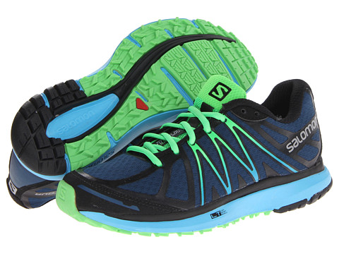 Salomon - X-Tour (Midnight/Boss Blue/Flou Green) Women's Shoes