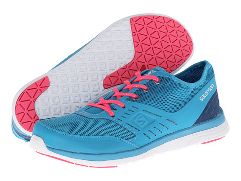 Salomon - Cove (Boss Blue/Midnight Blue/Fluo Pink) Women's Shoes