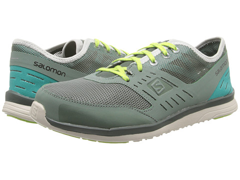 Salomon - Cove (Light Tt/Moorea Blue/Firefly Green) Women's Shoes