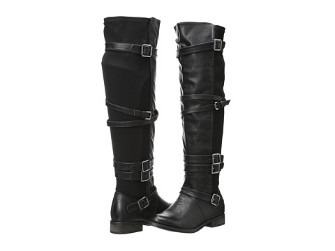 Wanted - Liberty (Black) Women's Boots