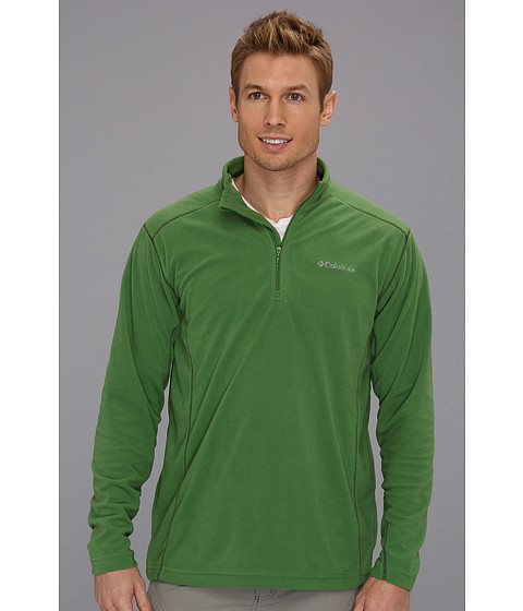 Columbia - Klamath Range II Half Zip (Dark Backcountry) Men's Long Sleeve Pullover