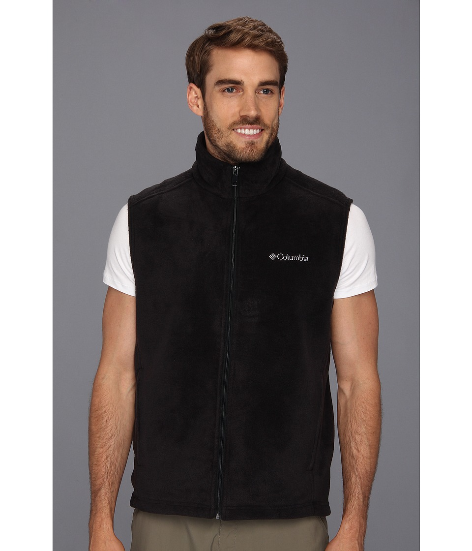 Columbia - Cathedral Peak II Vest (Black) Men's Vest