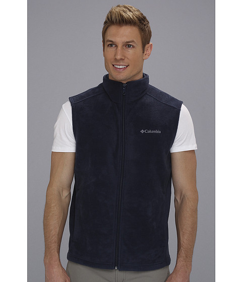 Columbia - Cathedral Peak II Vest (Collegiate Navy) Men