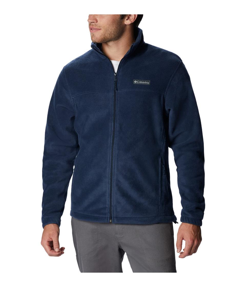 Columbia - Steens Mountain Full Zip 2.0 (Collegiate Navy) Men's Coat