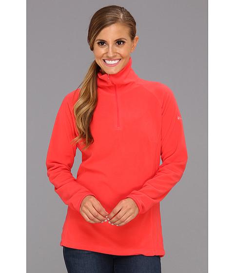Columbia - Glacial Fleece III 1/2 Zip (Red Hibiscus) Women's Coat