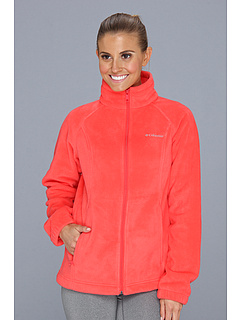 SALE! $37.99 - Save $22 on Columbia Benton Springs Full Zip (Red Hibiscus) Apparel - 36.68% OFF $60.00