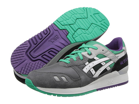 Onitsuka Tiger by Asics - Gel-Lyte III (Grey/White) Classic Shoes