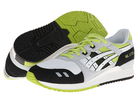 Onitsuka Tiger by Asics - Gel-Lyte III (White/White SP14) Classic Shoes