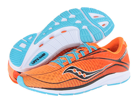Saucony - Type A6 (Viziorange/Black) Men's Running Shoes