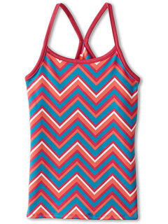 SALE! $9.99 - Save $19 on Gracie by Soybu Cutie Tank (Little Kids Big Kids) (Blue Zig Zag) Apparel - 65.55% OFF $29.00