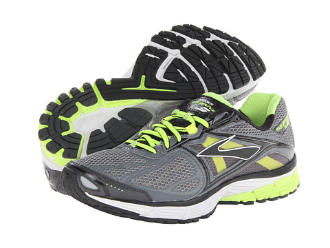 Brooks - Ravenna 5 (Primer Grey/Nightlife/Black) Men