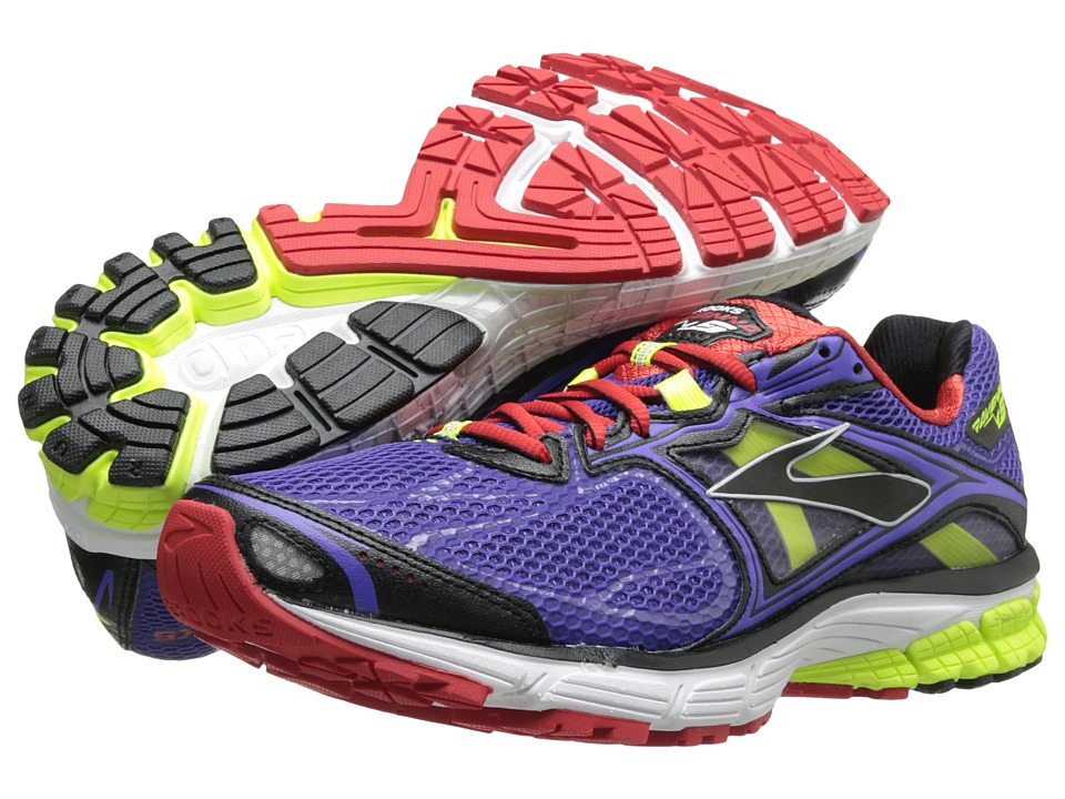 Brooks - Ravenna 5 (Prince/Nightlife/Black) Men
