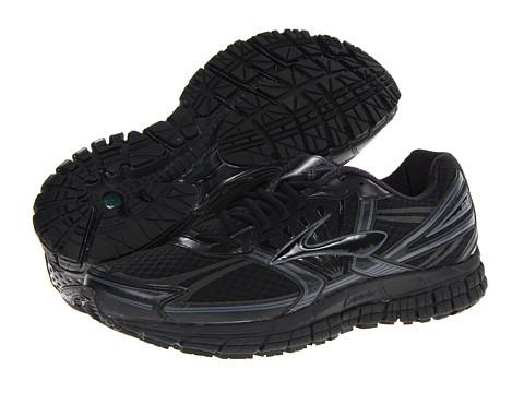 Brooks - Adrenaline GTS 14 (Black/Anthracite/Pavement) Men's Running Shoes
