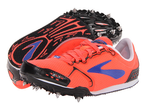 Brooks - PR LD 4:48 (Fiery Coral) Women's Running Shoes
