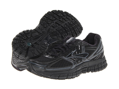 Brooks - Adrenaline GTS 14 (Black/Anthracite/Pavement) Women's Running Shoes
