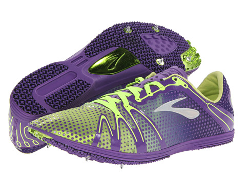 Brooks - The Wire 3 (Royal Purple/Nightlife/Silver) Running Shoes