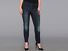 DKNY Jeans Plus Size Ave B Ultra Skinny With Diamond Studs