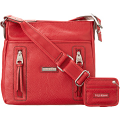 SALE! $46.99 - Save $32 on TYLER RODAN Buckle Up Crossbody (Cherry) Bags and Luggage - 40.52% OFF $79.00