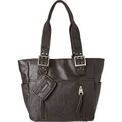 SALE! $59.99 - Save $39 on TYLER RODAN Buckle Up Tote (Pewter) Bags and Luggage - 39.40% OFF $99.00