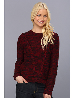 SALE! $31.99 - Save $76 on Sanctuary Hunting Sweater (Scarlet) Apparel - 70.38% OFF $108.00