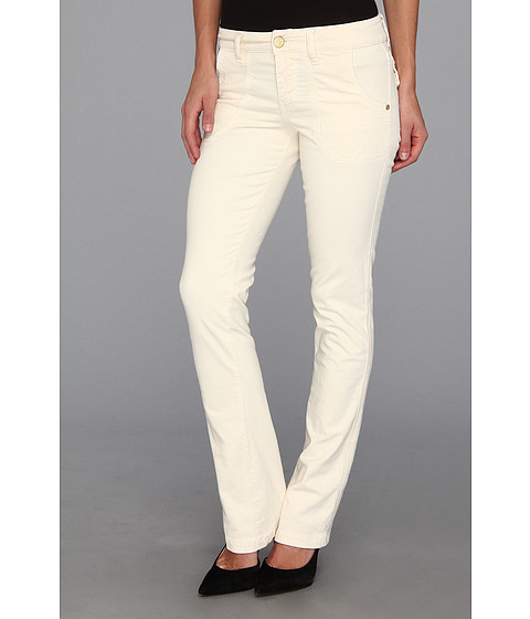 Sanctuary - Sexy Bootcut Globe Trotter (Oyster) Women's Casual Pants