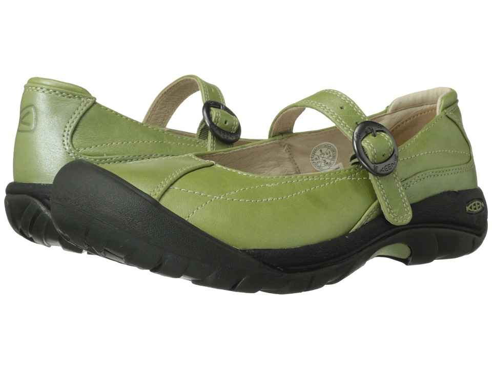 Keen - Toyah MJ (Sage/Sage) Women's Maryjane Shoes