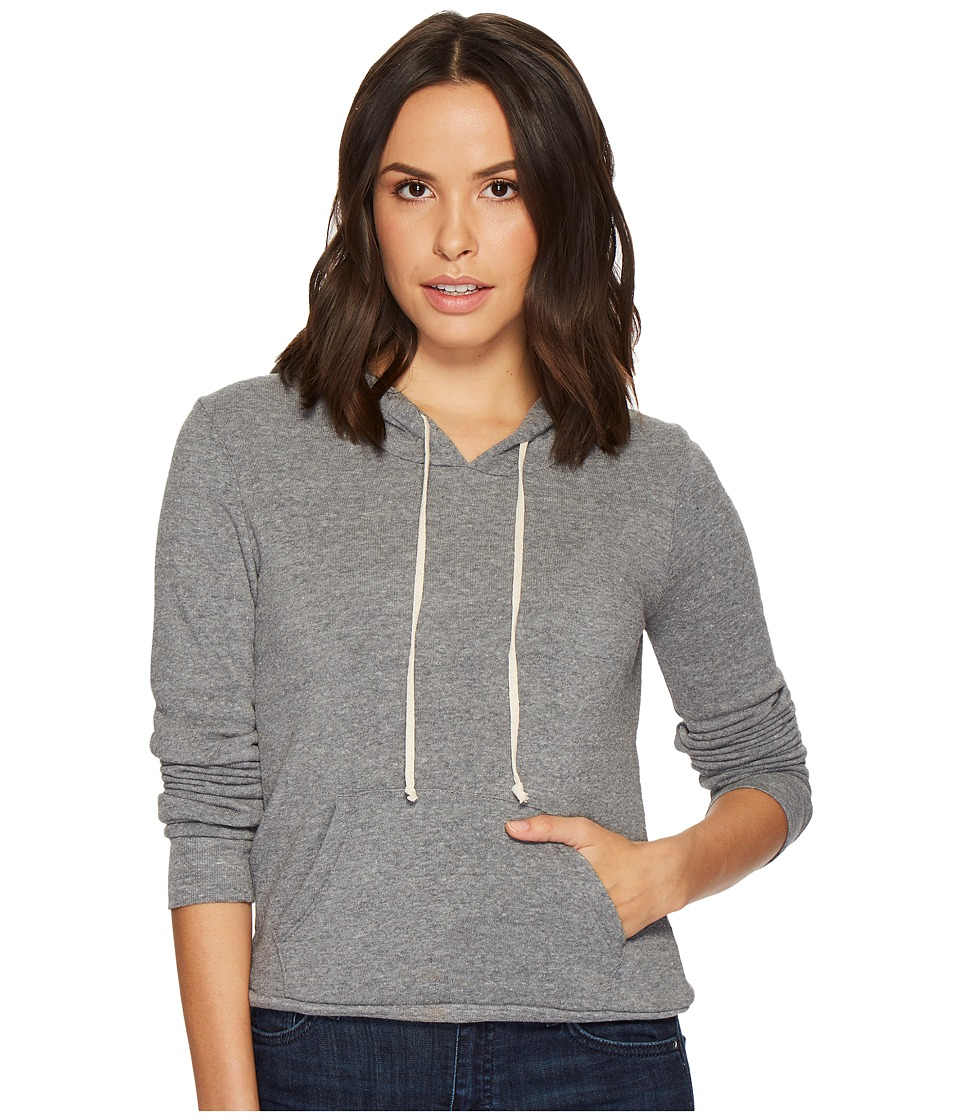 Alternative - Athletics Hoodie (Eco Grey) Women's Sweatshirt