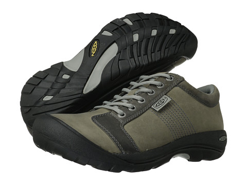 Keen - Austin (Neutral Gray/Gargoyle) Men