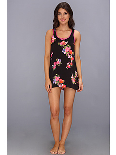 SALE! $44.99 - Save $33 on Juicy Couture Jazzy Floral NIghtie (P. Black Jazzzy Floral) Apparel - 42.32% OFF $78.00