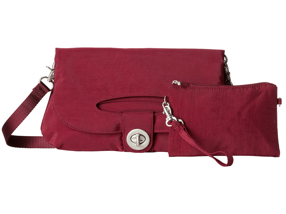 Baggallini - Brasilia Crossbody (Mulberry/Mango) Cross Body Handbags