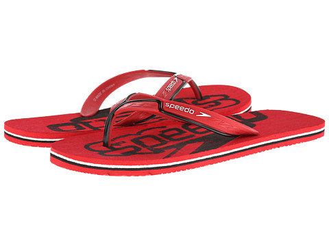 Speedo - Wavelength (Extreme Red/Black) Men's Sandals