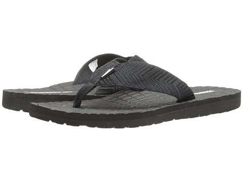 Speedo - Quan (Black/Black) Men's Sandals