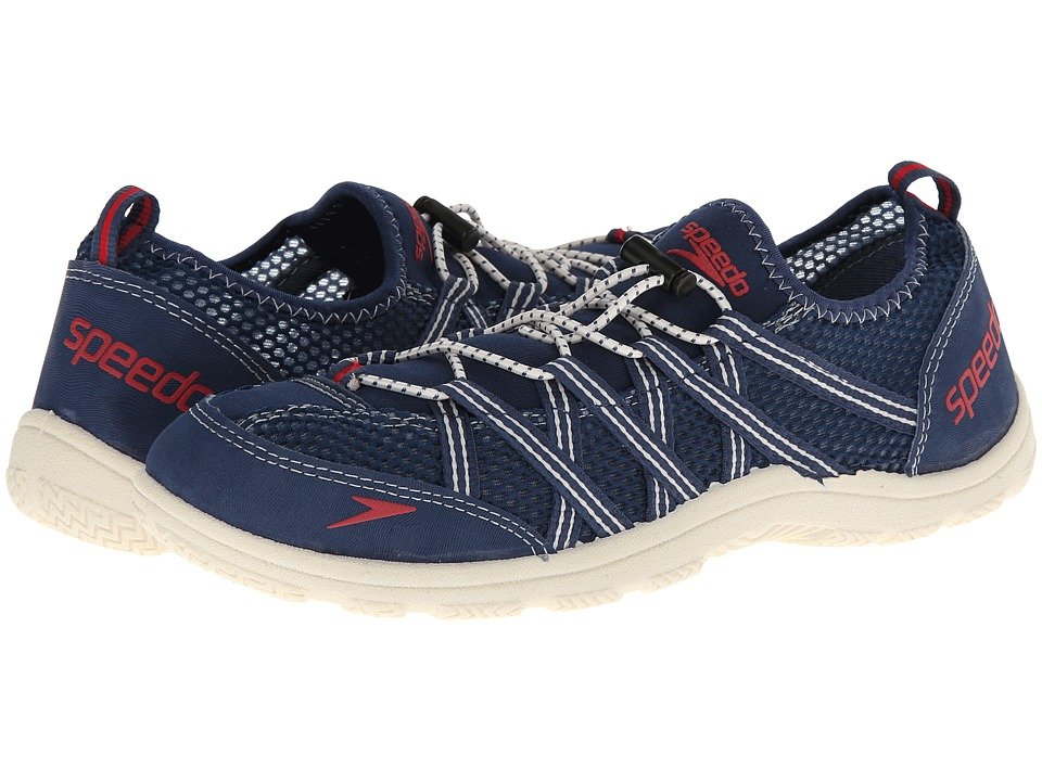 Speedo - Seaside Lace 3.0 (Insignia Blue/Bonewhite) Men's Shoes