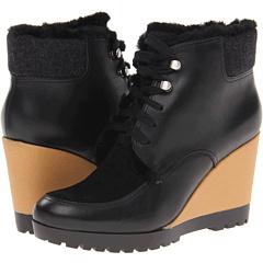 Cole Haan Henson Bootie WP (Black) Footwear