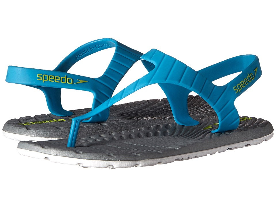 Speedo - Exsqueeze Me Z9 (Hawaiian Ocean/Neutral Grey) Women's Sandals